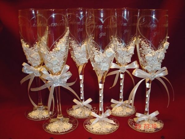 261 best lovely wedding decoration ideas images on pinterest wedding glasses decoration ideas weddings eve best free home design idea inspiration junglespirit Gallery
