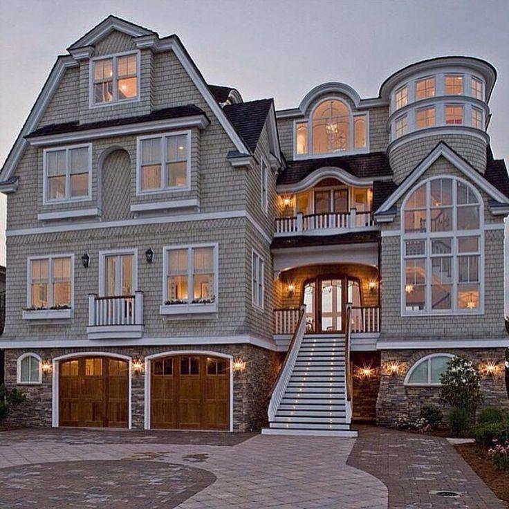 A Beautiful Beach House: 25+ Best Ideas About Dream Beach Houses On Pinterest