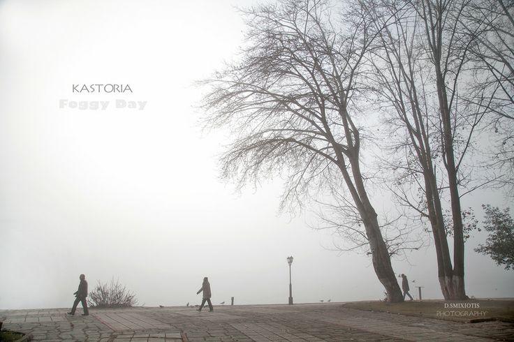 Foggy Day by Dimitris Smixiotis on 500px