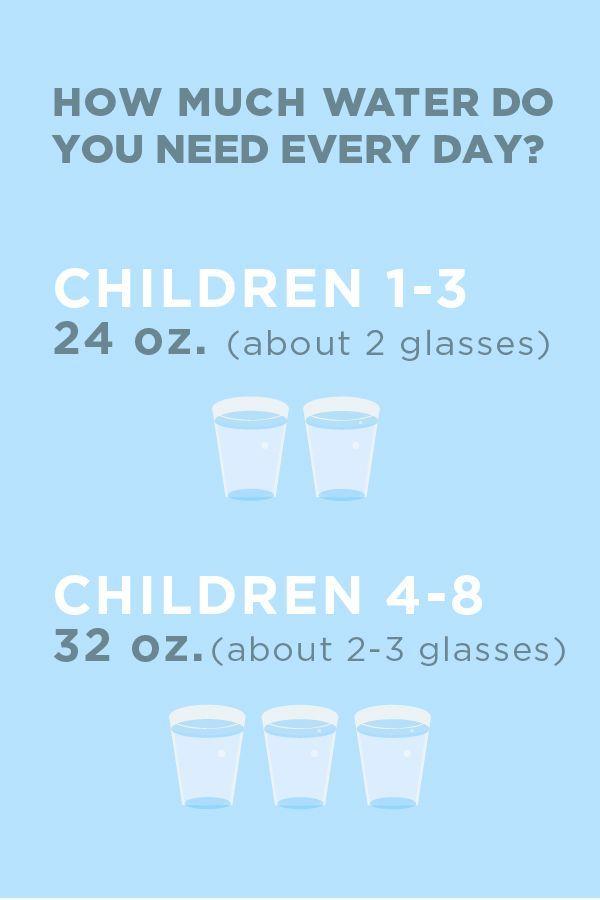 best 25 water intake chart ideas on bullet
