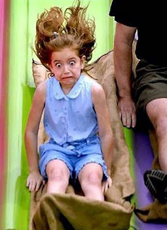 Picture Writing Prompt: What is happening in this picture? How is this girl feeling?