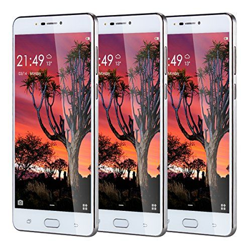 Specifications: Band:2G: GSM 850/900/1800/1900MHz;3G: WCDMA 850/2100MHz Sim Card:Dual SIM Card Dual Standby(one Micro SIM card) Service Provide:Unlocked Style:Bar Color:White OS:Android 5.1 CPU:MTK658...
