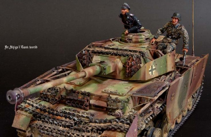 Pz.Kpfw.Ⅳ Ausf.J 4号戦車J最後期型