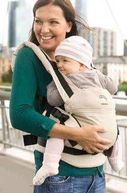 Manduca NewStyle Carrier - Sand