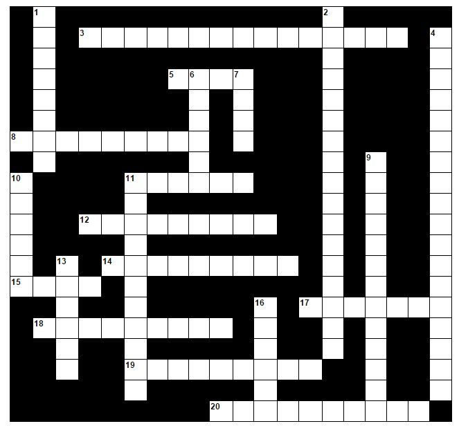 Pin On Crossword Puzzles For Adult Education