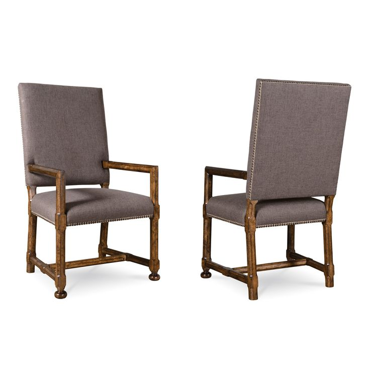 A.R.T. Furniture Echo Park Upholstered Arm Chair - Set of 2 - ARTF694