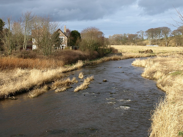 Another picture of the River Ugie