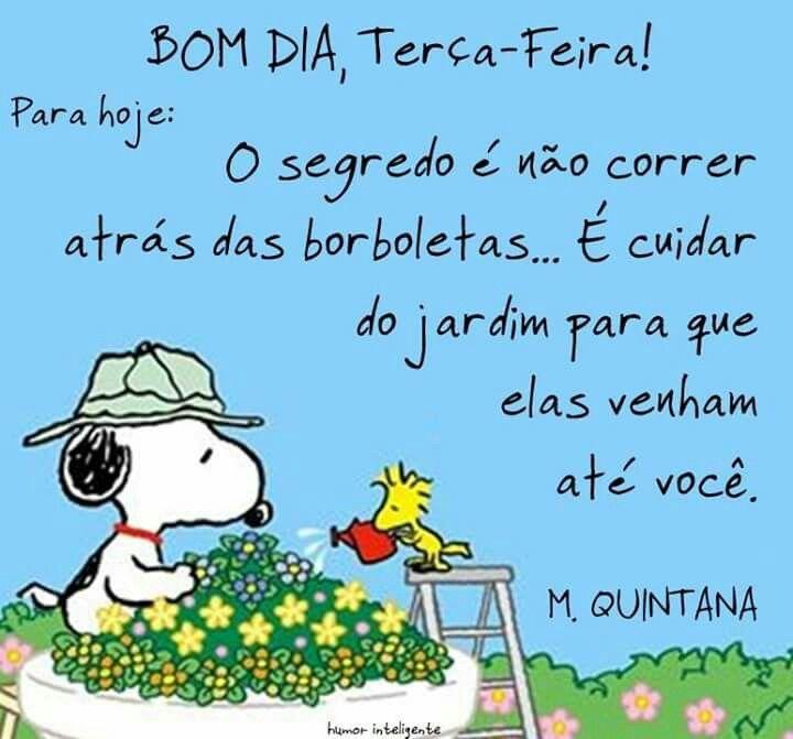 Tag Mensagens De Bom Dia Quarta Feira Snoopy