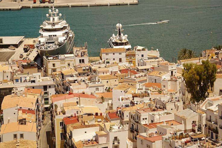 View over Eivissa, Ibiza