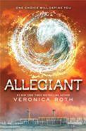 Divergent Series #3, Allegiant - Veronica Roth (2013)