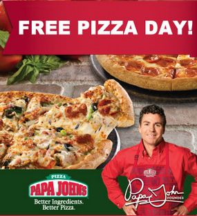 Papa John's: Buy One Large/XL Pizza Get One Free w/ Promo Code! (11/15-11/16) | SassyDealz.com