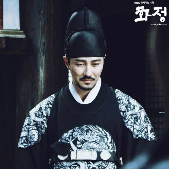Hanbok from the k drama Hwajeong (Splendid politics) / 한복 Hanbok for him / Traditional Korean clothes