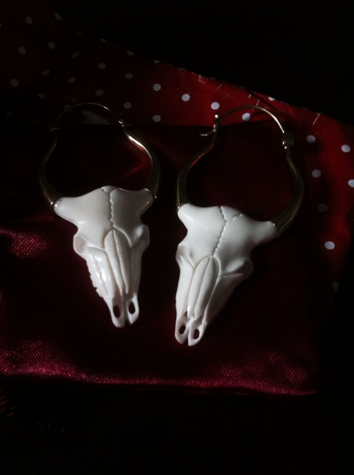 OMG I absolutely love these earrings! The perfect B-day present from a friend of mine: thank you very much, Fosca!