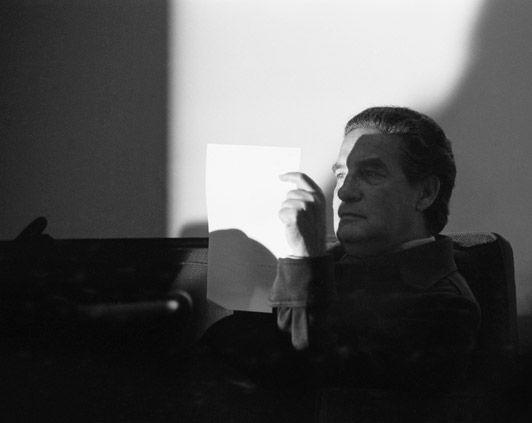 Octavio Paz: El ausente - Ignoria (Foto de Rogelio Cuellar)