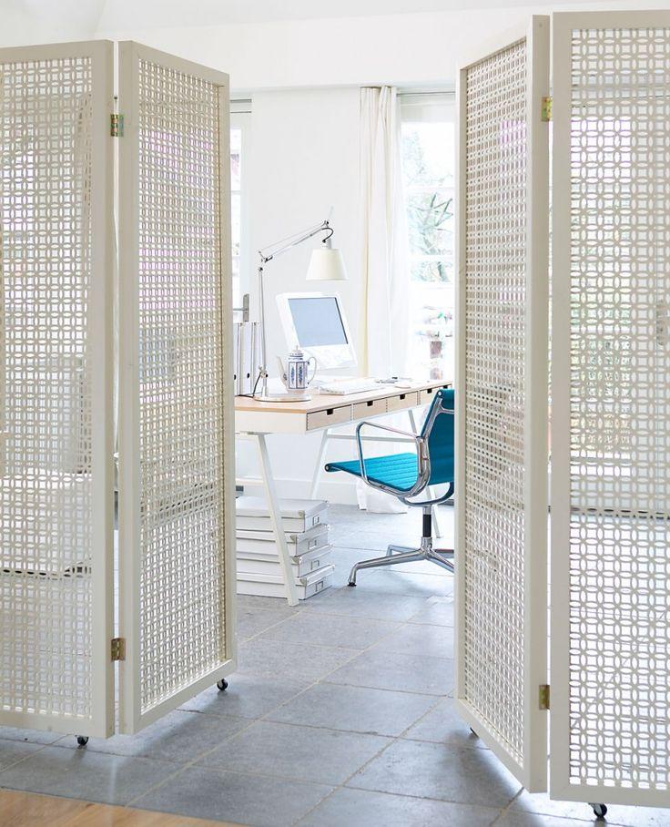 Wonen en werken in dezelfde ruimte, zonder dat er een kantoorgevoel ontstaat in de woonkamer?