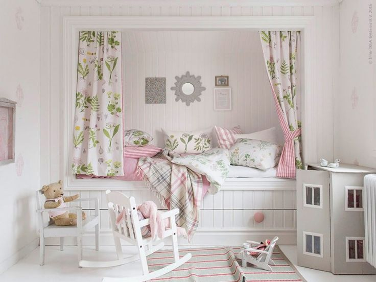 Inspiration for guest room/childs room