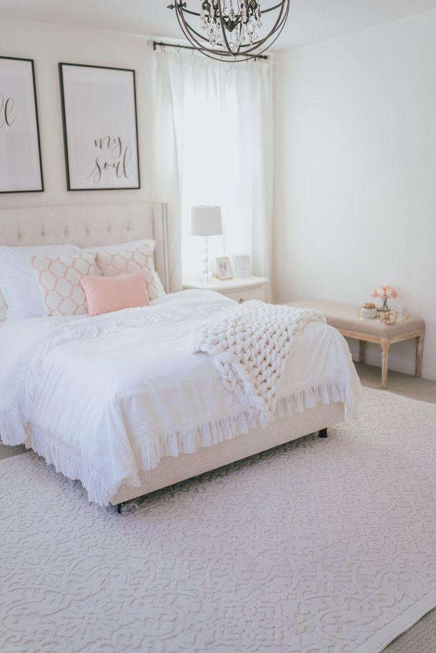 Inexpensive Modern Farmhouse Rugs Natural Bedroom Bedroom Rug