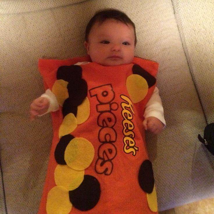 Newborn First Halloween