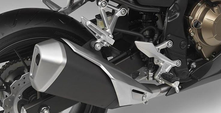 Honda je predstavila novo Hondo CBR 500R - motosvet.com
