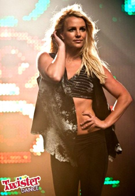 We can make Britney Spears look a lot more lifted for a lot less than this $20,000 sports bra with crystals! #investinyourbreasts