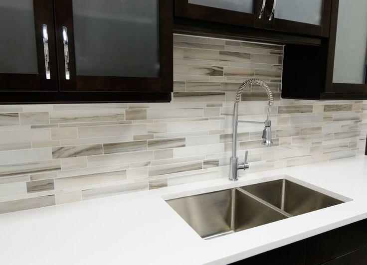 75 Kitchen Backsplash Ideas for 2021! (Tile, Glass, Metal ...