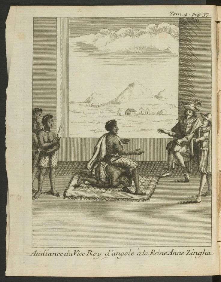 legend, Queen Nzinga (or Zinga, or Njinga) 1583-1663was given her name because she was born with her umbilical cord wrapped around her neck. To the Ndongo, this was an indication she would become a wise and proud woman. Indeed she was, a strong, charismatic, and shrewd leader who would notacquiesce to the European colonists. She ruled during a period of rapid growth in the African slave trade and at a time when the Portuguese were concentrating their efforts towards South West Africa, in…