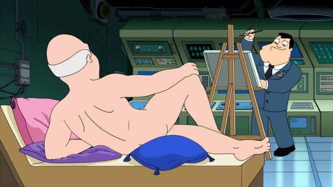 American Dad: The Full Cognitive Redaction of Avery Bullock by the Coward Stan Smith Online Stream (S8E17)