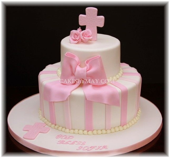 Baby Shower and Religious Cakes