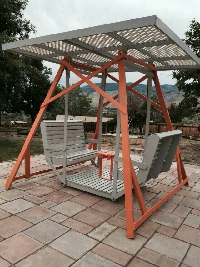 ... more dual bench canopy glider bench canopy pictures of picture of