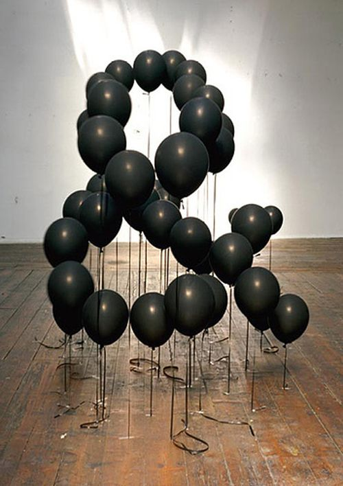 balloon ampersand