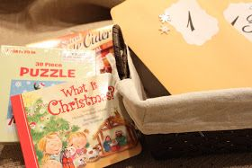 do it yourself divas: DIY: Making Memories Advent Calendar