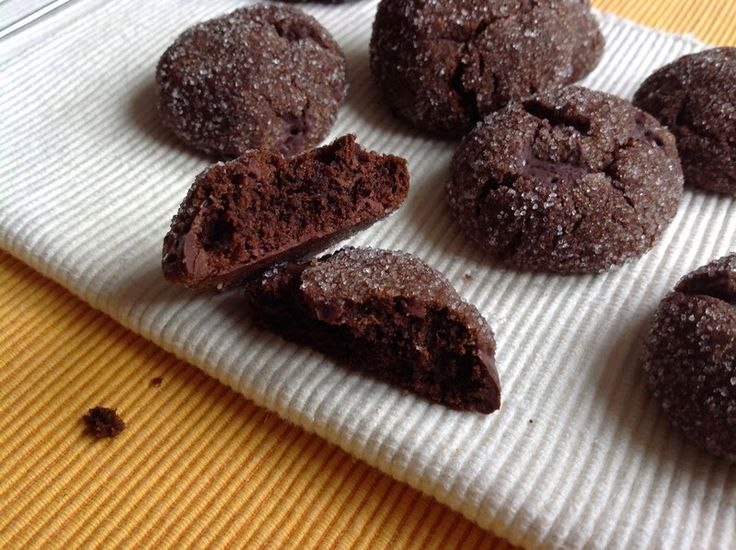 VÍKENDOVÉ PEČENÍ: Čokoládové cookies se zázvorem