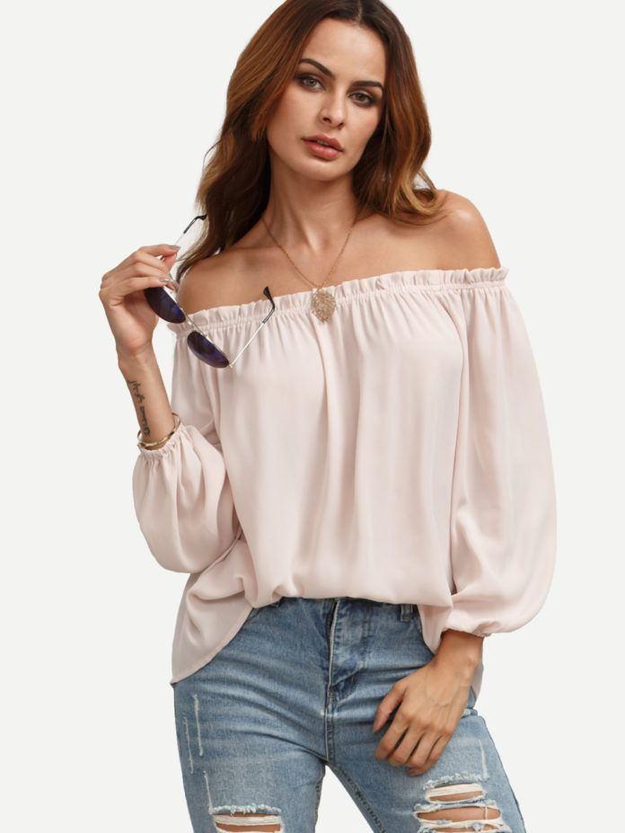 15 Ruffle shirt, Embellished top, Long sleeve shirts under $15   All in One Guide   Page 6