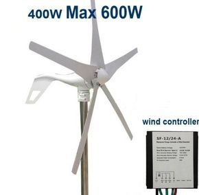 400 Watt 12V DC Wind Turbine - Sundance Solar