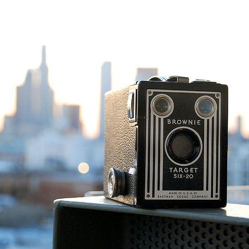 Kodak Brownie #vintage #camera