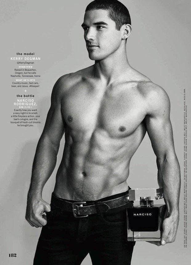 Models Bottles By Randall Mesdon For Cosmopolitan Magazine