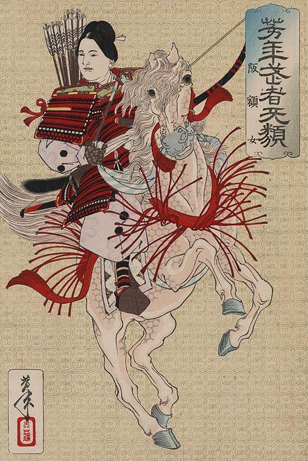 List of women warriors in folklore - Wikipedia, the free encyclopedia