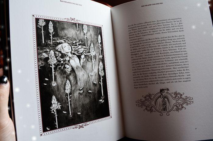 [Rezension] Edgar Allan Poe – Unheimliche Geschichten – Rock Rendezvous