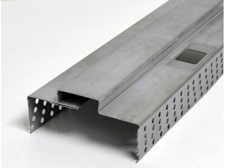 EZY Jamb w/ integrated drywall bead