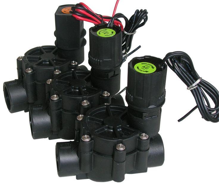 irrigation system Garden irrigation Z&W100D 24V AC residential irrigation system sprinkler valve #Affiliate