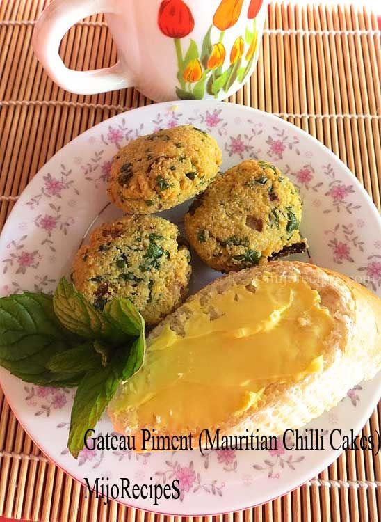 gateau piment mauritius food recipes