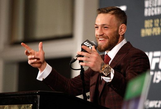 Notorious Conor McGregor uses psychological warfare to his advantage