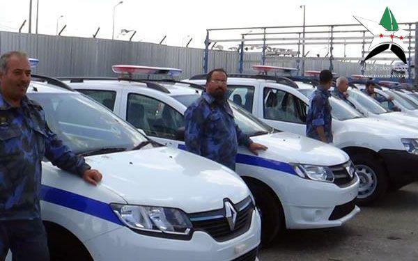 بيان للشرطة الحرة يرفض الاعتراف بالحكومة السورية المؤقتة برئاسة أحمد طعمة