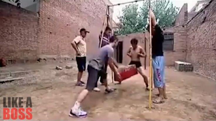 Iron Balls Training - LIKE A BOSS