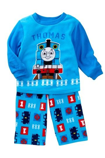 Thomas the Tank Engine Fleece PJ Set