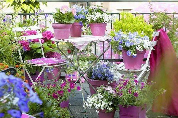 25 beste idee n over kleine balkons op pinterest klein balkon tuin klein terras en klein - Outdoor decoratie ideeen ...