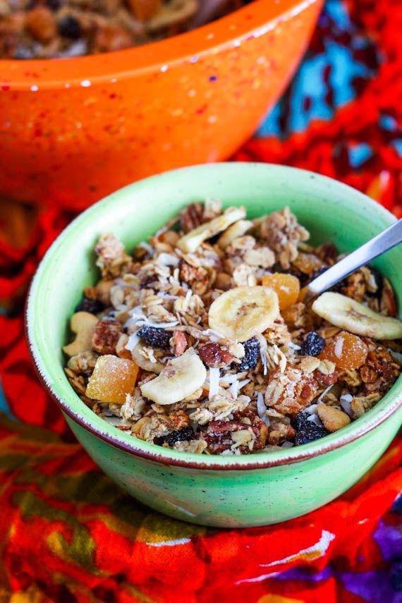 granola granola sally s granola muesli oatmeal granola vegan granola ...