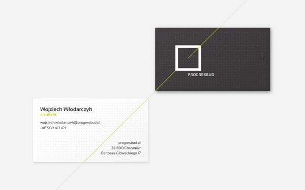 Progresbud #branding #design #businesscard #identity #corporate #id #print