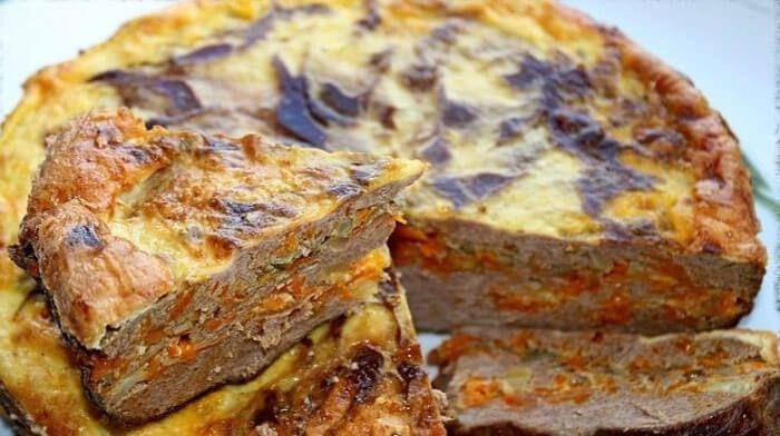 Печень по-царски - очень нежное, сочное и вкусное блюдо из печени.Оно может…