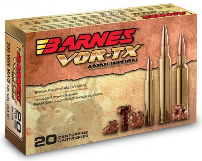 Review: Barnes VOR-TX Ammo | Field & Stream | Hunting ...